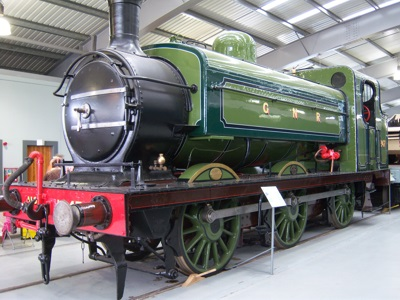 Shildon Locomotion Museum